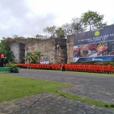 6th National Search and Rescue Challenge 2017 Bali